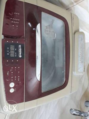 Samsung 7kg top load washing machine