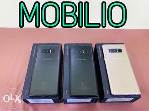 Samsung galaxy Note 8/ (brand new condition)