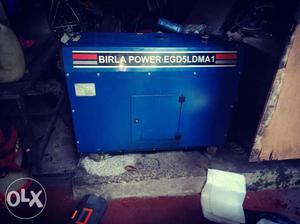 7.5kva Diesel generator 1phase