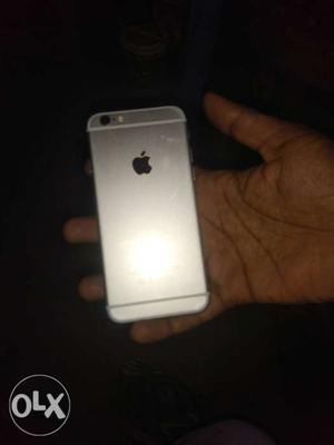 IPhone 6 16gb 1 year old. With charger and