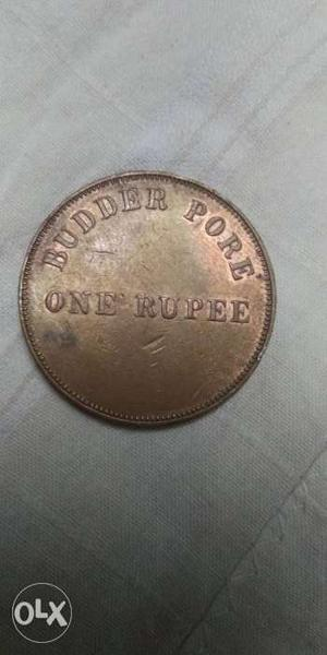 Bengal oil area budder pore token coin launched