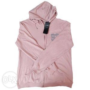 Blush pink sweatshirt of brand Splash.