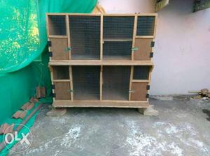 Pegion breeding cage for sale in Perinthalmanna.