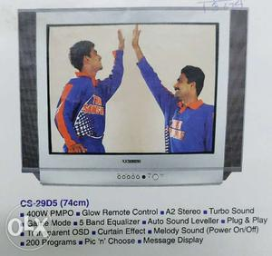 29 inch Samsung Colour TV in good condition.