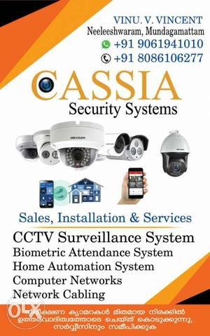 CCTV Sales, Installation & Service