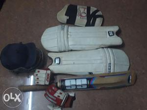 Cricket kit for sale I'm ready to offer free for