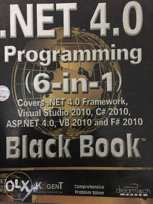 Dot Net 4.0 Programming (6 in 1) Black book first edition