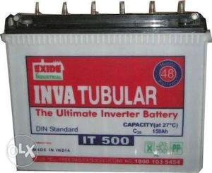 Exide tubular battery deals all kind of inverter battery