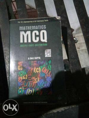 Mathematics MCQ book -A.Das gupta for IIT jee