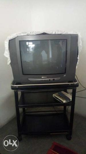 Samsung Black Colour TV is good condition at