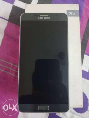 Samsung Note5 (4gb,32gb,Volte,single sim) 1 year