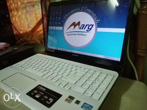 Sony vaio i gb Hdd, 4gb Ram, batter backup