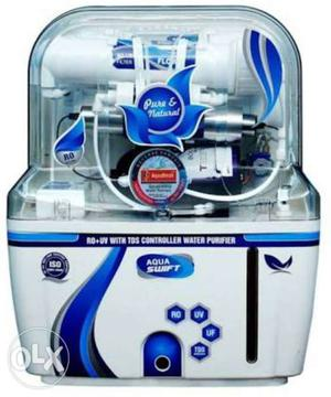 Aquafresh ro 16ltr only /- with warranty free
