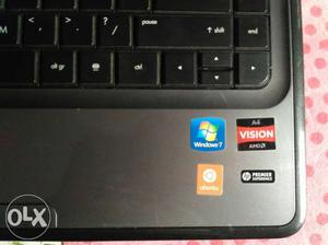 HP Pavilion laptop with charger Ram 4 gb 500 (govt issued