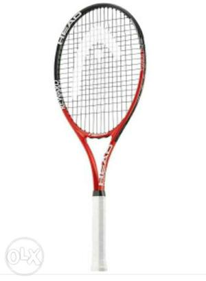 Lawn tennis racket, new product, never used