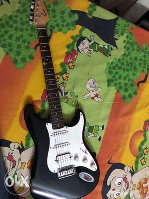Original Fender Squier Bulletstrat Electric Guitar