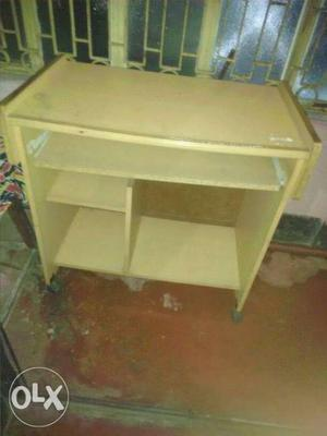 A computer table.In good condition. Available now
