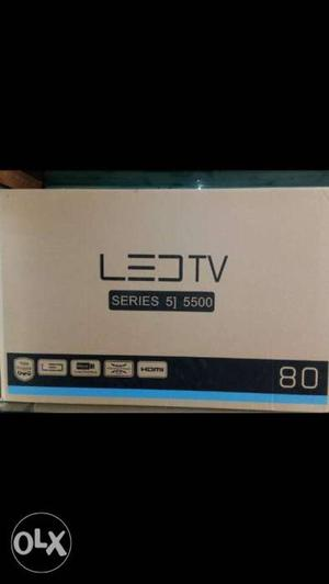 New 32 inch imported led tv.with 2 Year warranty