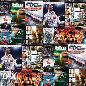 PS3 top 20 games of your choice for 999 and