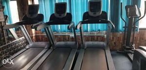 Running gym for sale in raj nagar