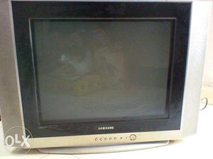 Samsung TV in working condition with Remote –  Rs.