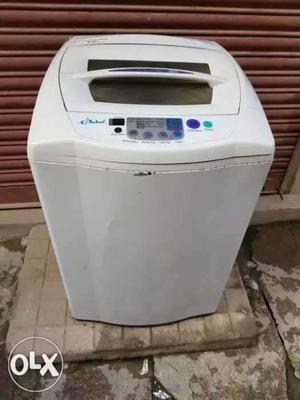 Samsung top load 5.5kg good condition working and home