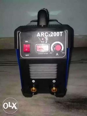 We offer this welding 200 amp. arc welding