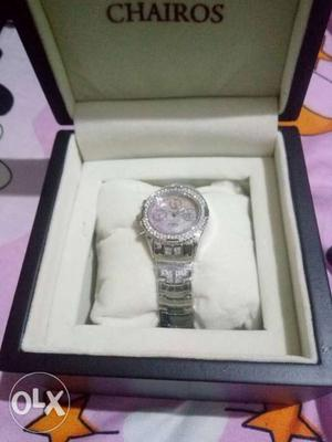 Brand new chairos ladies non used watch