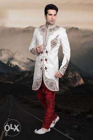 Indo western designer