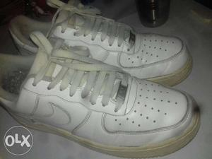 NIKE Air Force I(Ori) Secondhand a small scratch