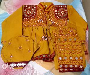 Navratri collection for 2-4 years old boys. 500/-