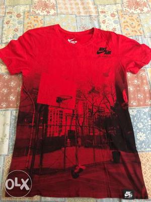Nike Air Force 1 Tee(Size-S)