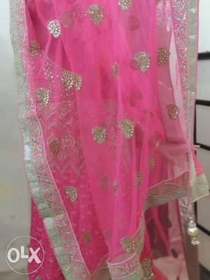 Wedding Long Heavy Gown One Time Used Buy From