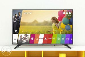 32 inch New Full_HD LED TV with 12 Months Warranty