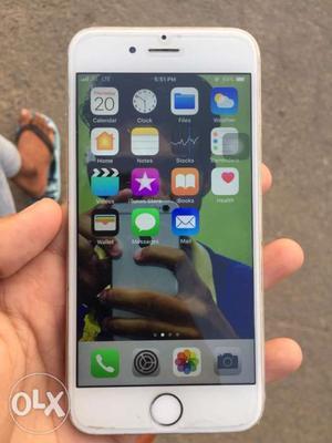Iphone 6. 16GB h. Bhai Sirf ek Problem H set me