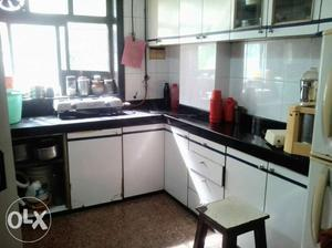 1 bhk spacious furnished flat in a prime