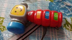 Fisher price musical hammer
