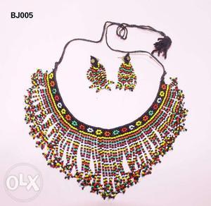 Navratri Special Beads Jewellery