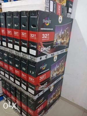 New box pack 32 inch led tv