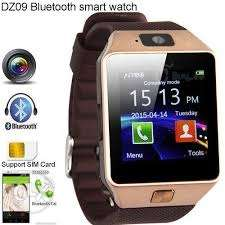 Smart watch with mobile calling, bluetooth,SIM