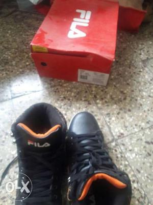 Fila patric mid ankle sneakers brand new single