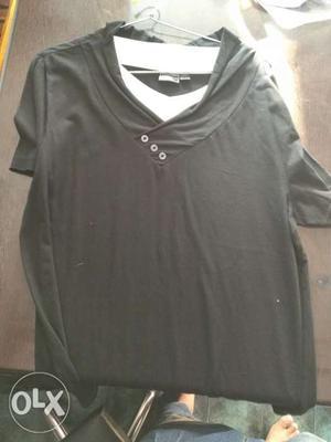 Men's t shirt available 69 pcs different size
