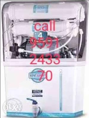 Water purifier RO and UV in just rs  with