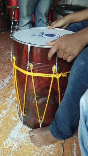 I am looking to buy a dhol (big) XL size