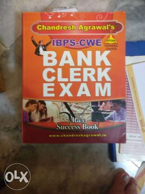 Ibps Bank Clerk Exam Book