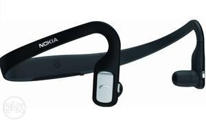 Nokia Bluetooth stero head set with NFC