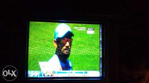 Samsung TV 21inch only TV we do not have remote