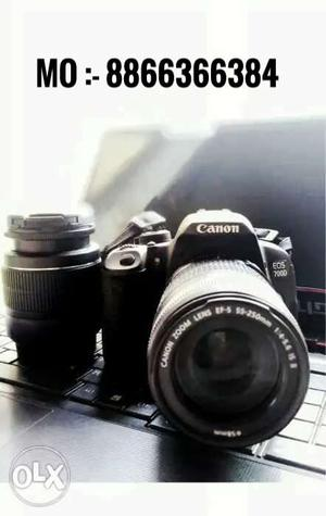 Canon 700d On Rent For A One Day