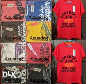 International Branded T Shirts at Low Rates Super