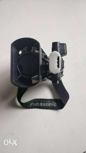 Panasonic PVmonth old bill, 2 battery,